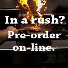 In a rush ? Pre-order on-line.